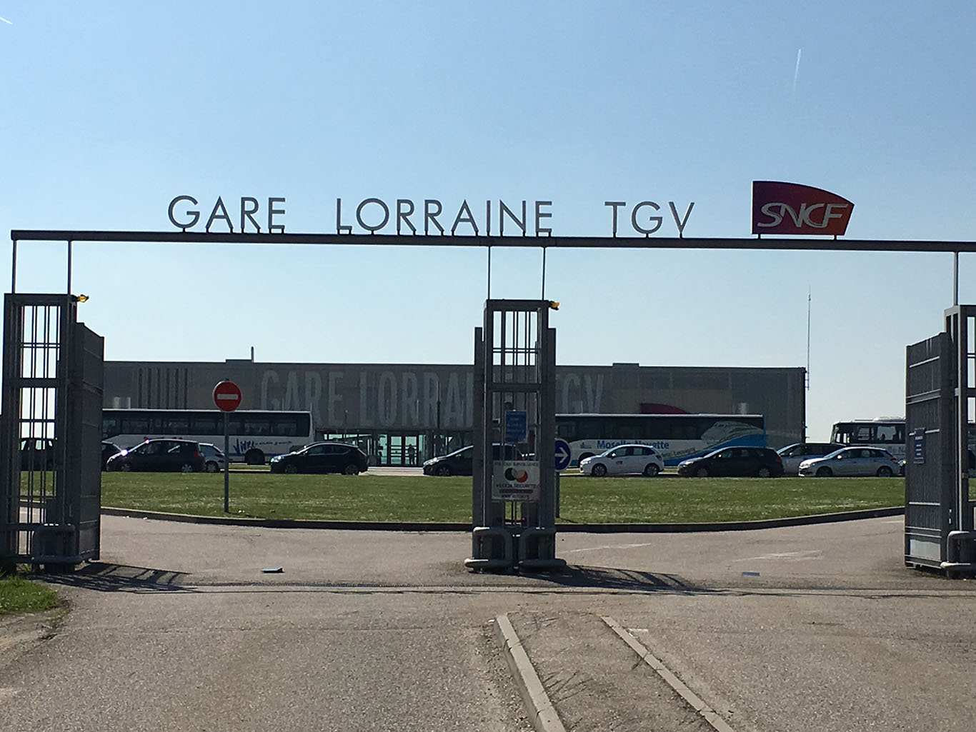 Gare Lorraine TGV